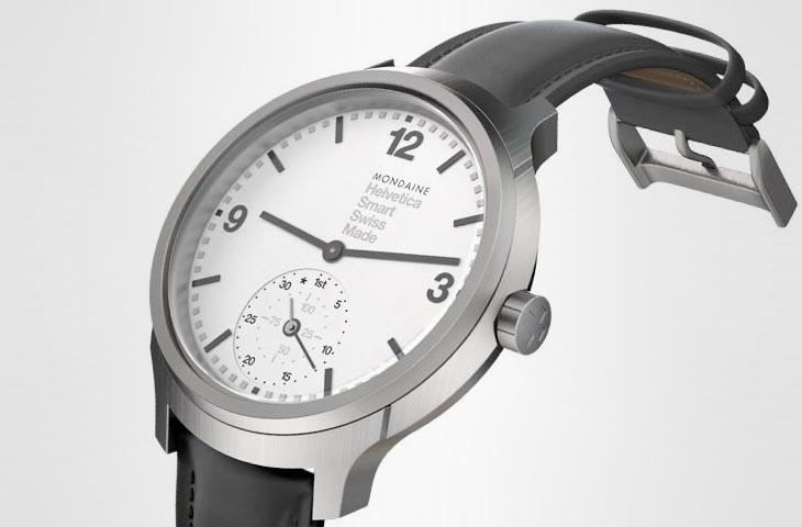 Смарт-часы Mondaine Helvetica No. 1