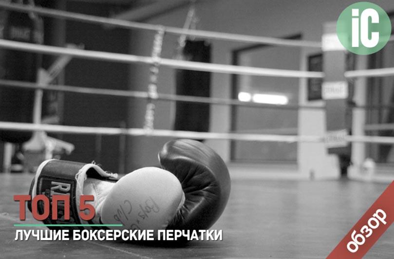 лучшие боксерские перчатки