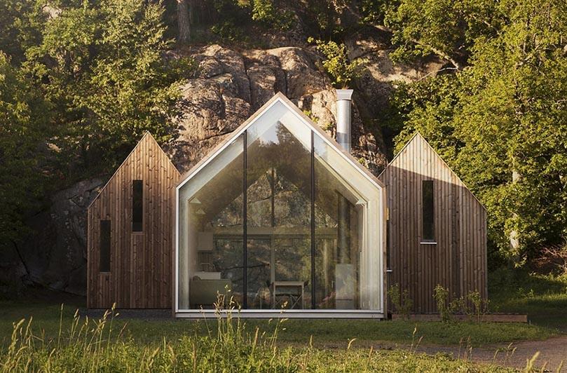 Микро-кластер от Reiulf Ramstad Architects