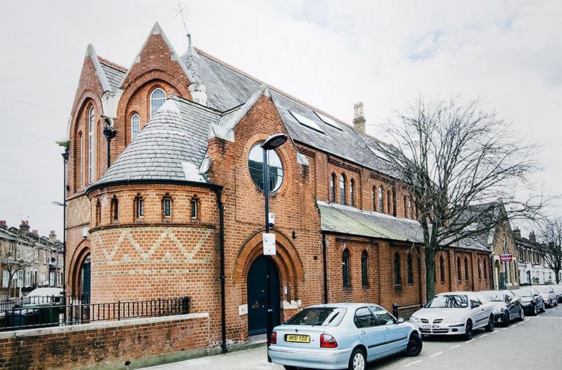 лондонская церковь