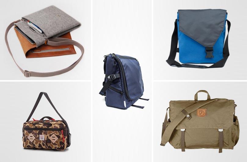 лучшие сумки-мессенджеры