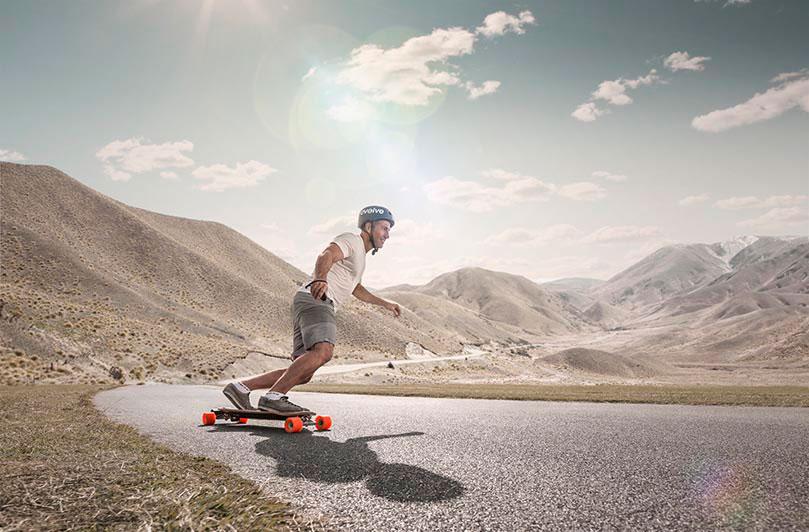 лучшие электрические скейтборды