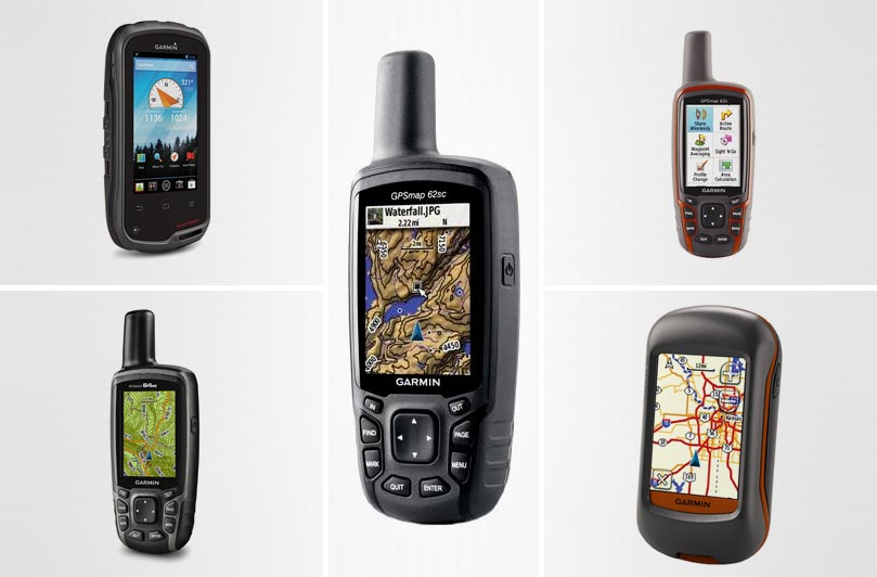 GPS-навигаторы Garmin
