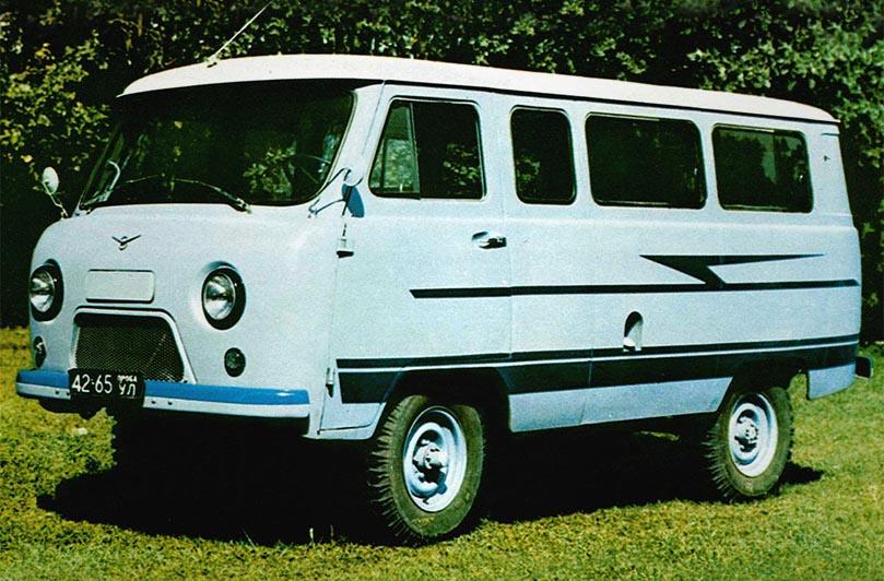 УАЗ-452-УАЗ-3741