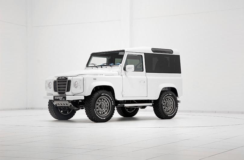 Land Rover Defender 90 от Startech