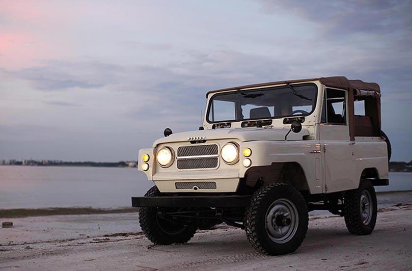 Nissan Patrol 1967