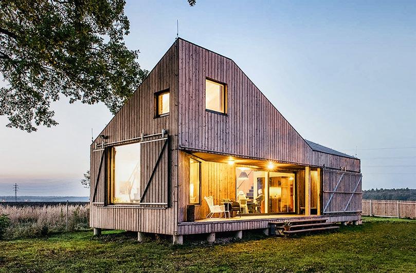 Zilvar Cabin