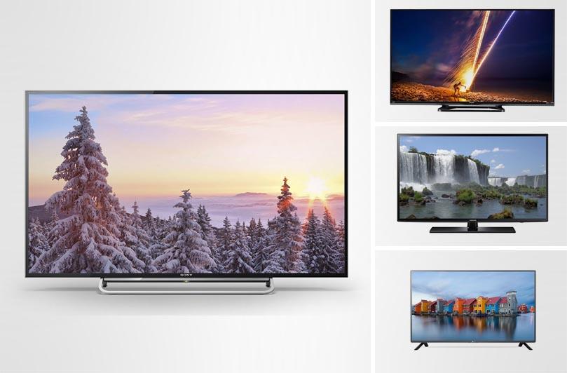 лучшие телевизоры до 500$