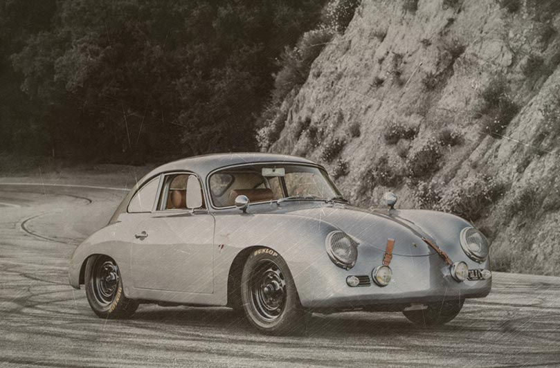 Emory Porsche 356 Outlaw