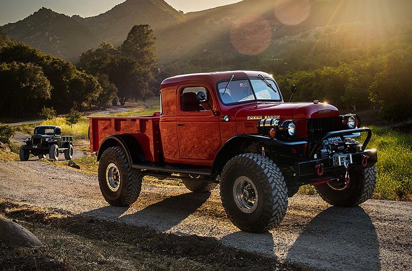 Legacy Classic Power Wagon