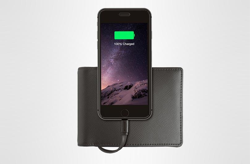Бумажник Nomad для iPhone