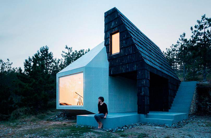 Горный домик Divcibare