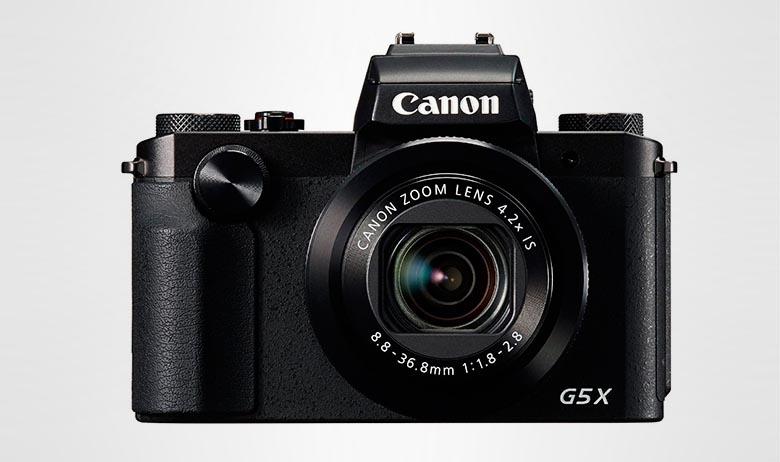 Камера PowerShot G5 X
