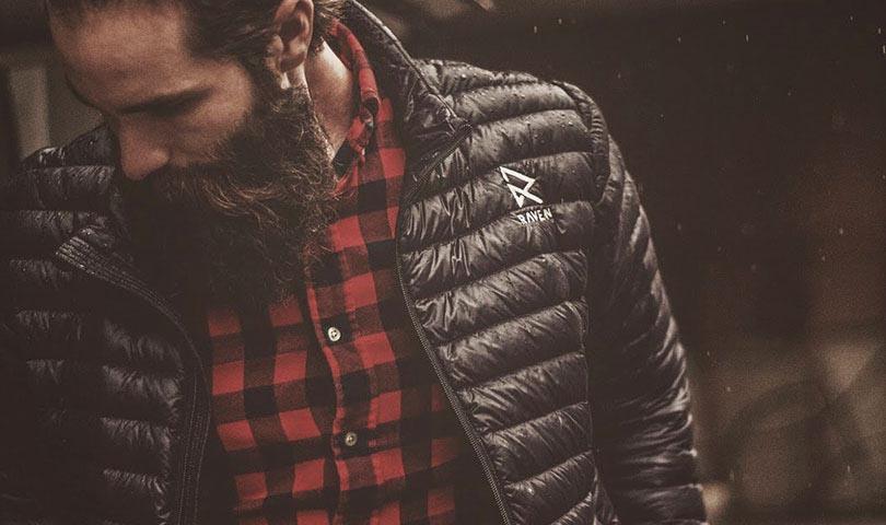 Куртка с подогревом от Ravean