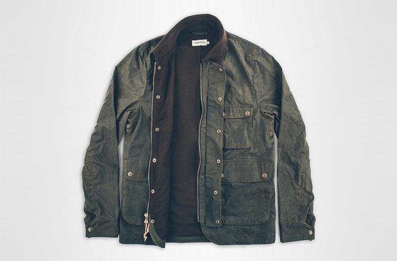 Куртка Taylor Stitch Rover