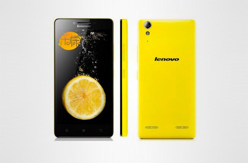 Оригинальный Lenovo K3 lemon K30W