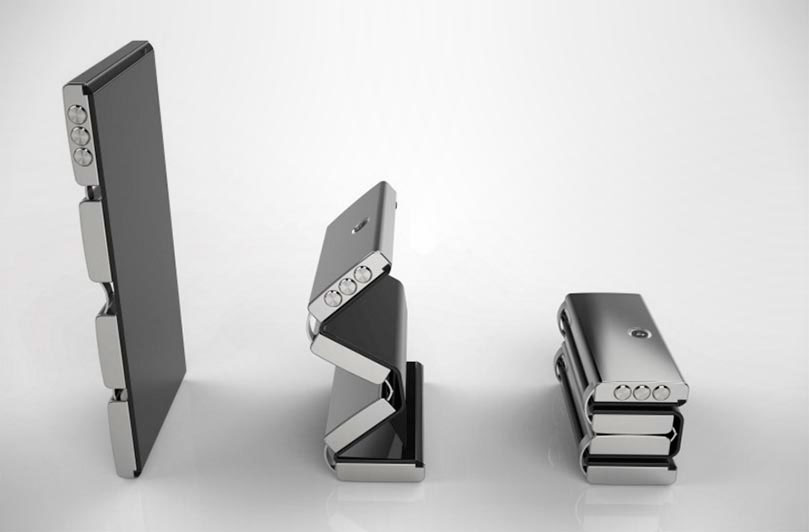 Складной смартфон Dras от R&D