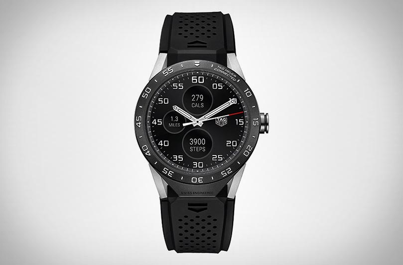 Смарт-часы TAG Heuer Connected