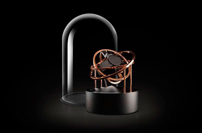 Устройство для автоподзавод часов Bernard Favre