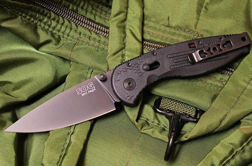 лучшие ножи SOG на каждый день