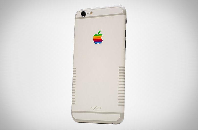 Colorware iPhone 6S Retro