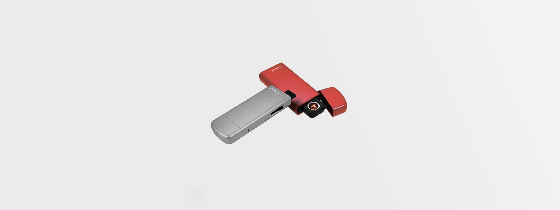 Беспламенная USB-зажигалка Carteret