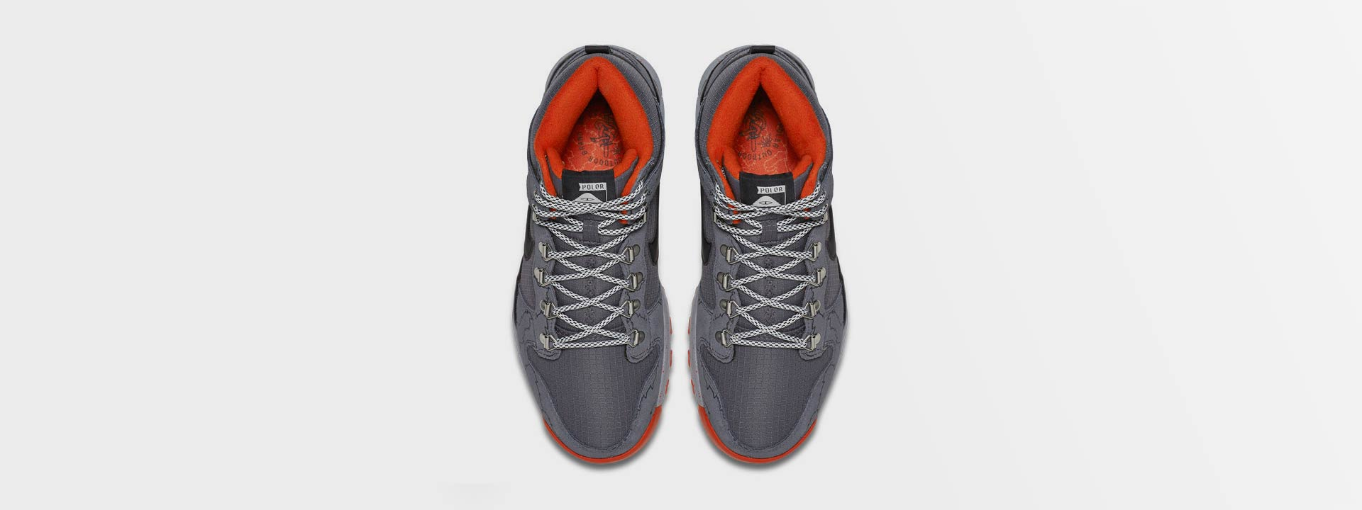 Ботинки Nike x Poler SB Dunk