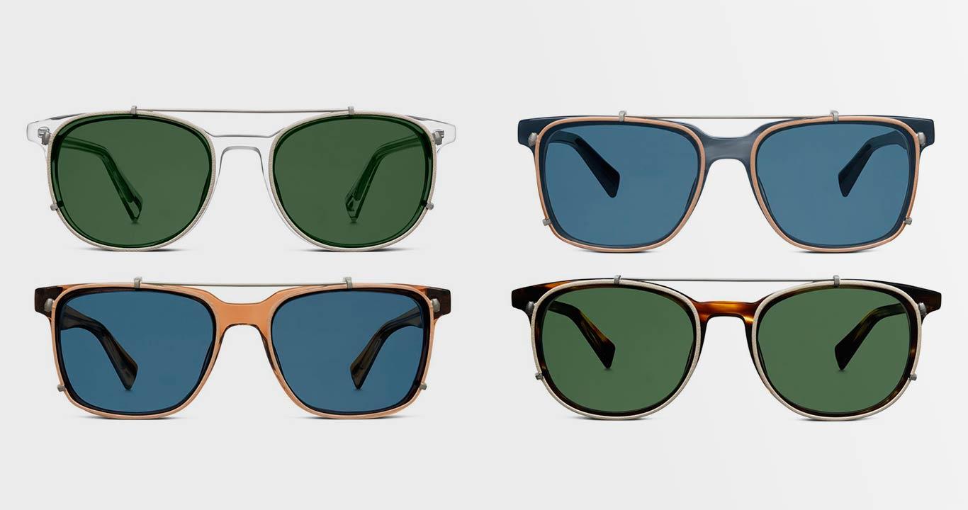 Виндзорская коллекция очков от Warby Parker