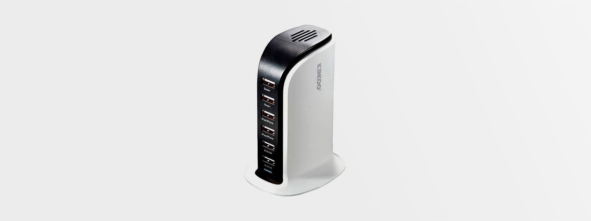 Высокоскоростное зарядное USB устройство Kinkoo