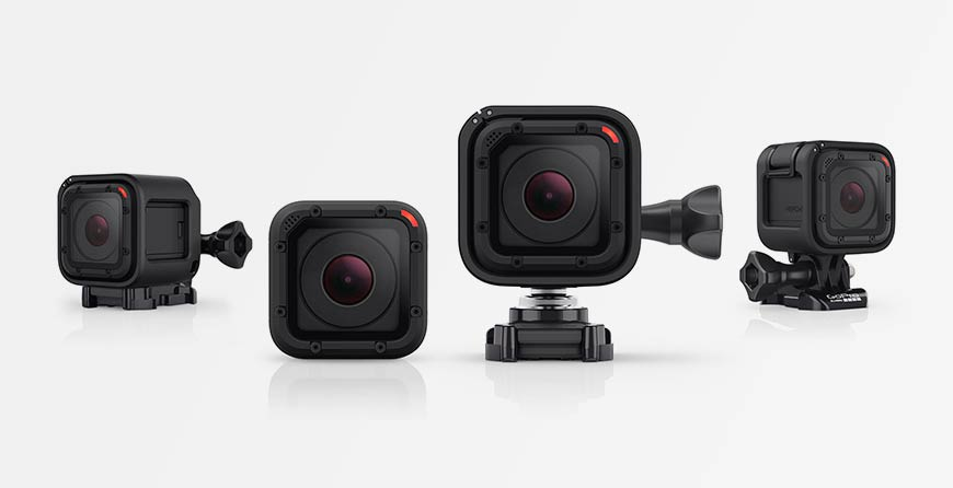 Лучшая покупка: экшн камеры GoPro
