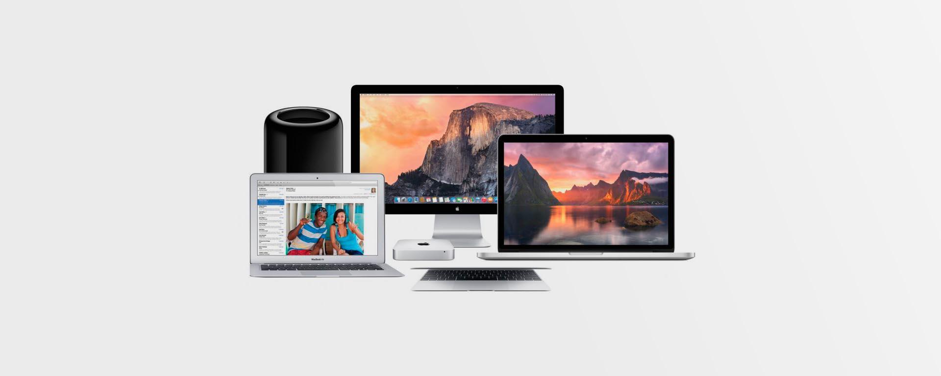 Лучшие компьютеры Mac в 2015 году