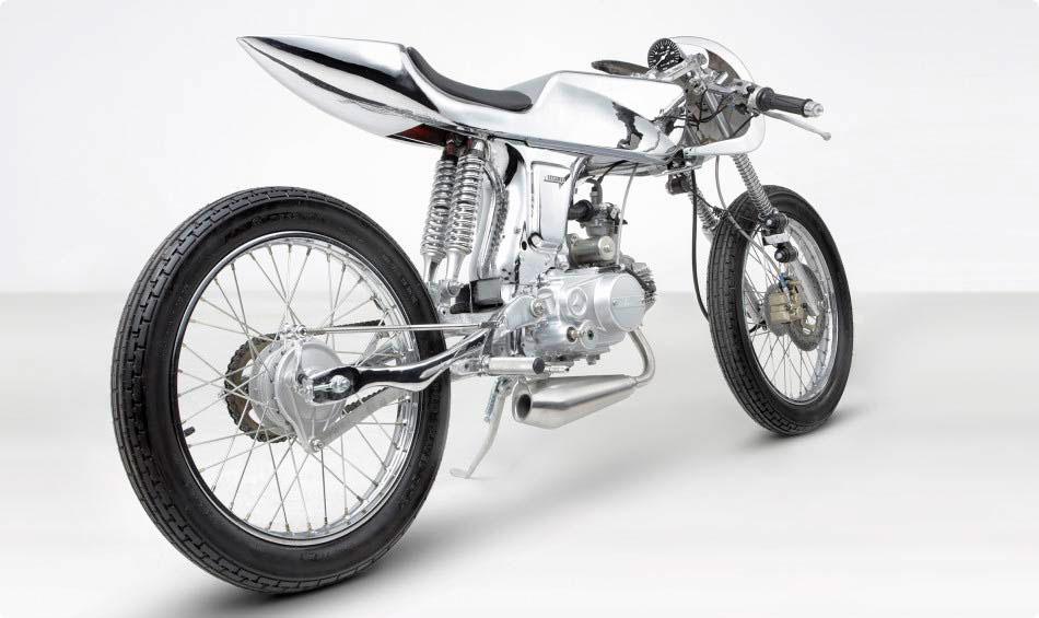 Мотоцикл Bandit9 Ava