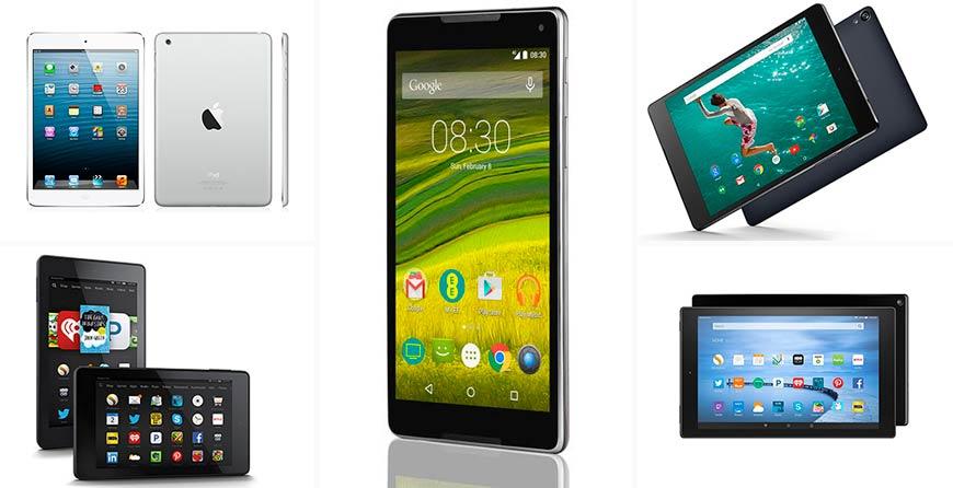Самые дешевые планшеты: обзор бюджетных планшетных компьютеров