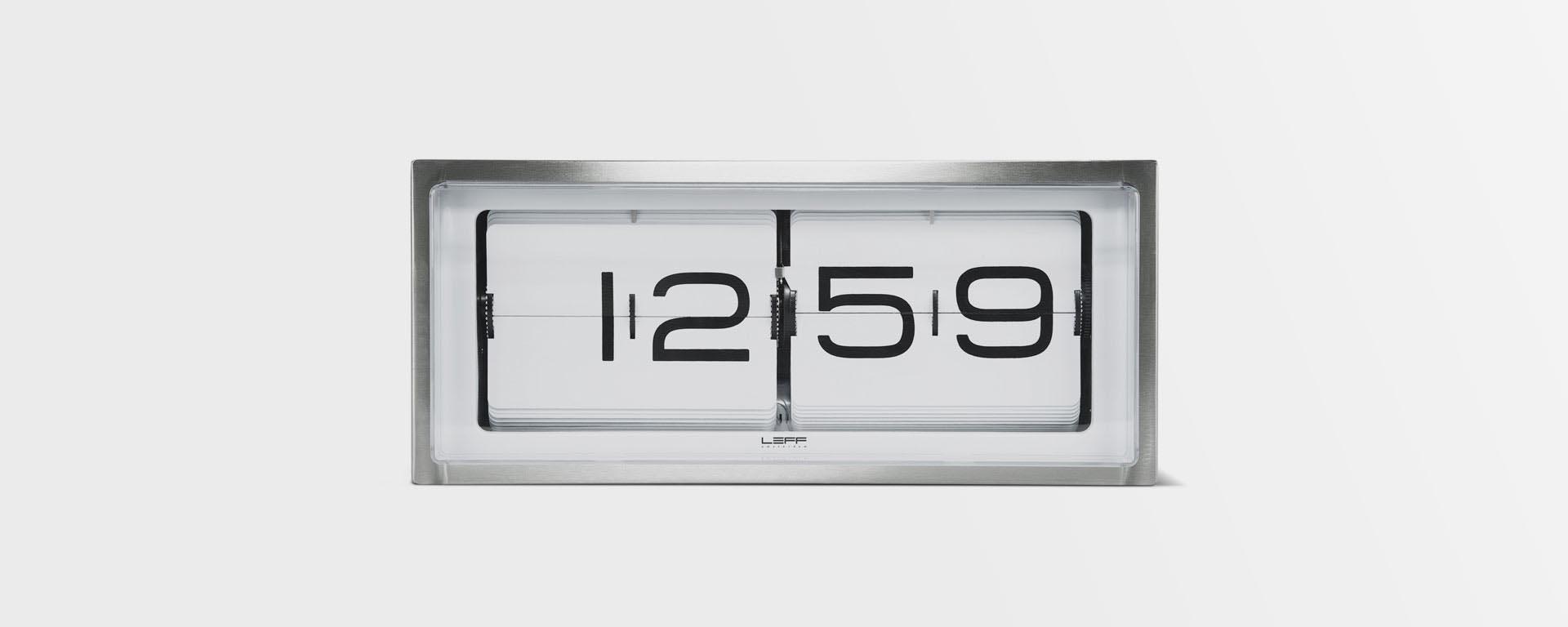 Часы Leff Brick