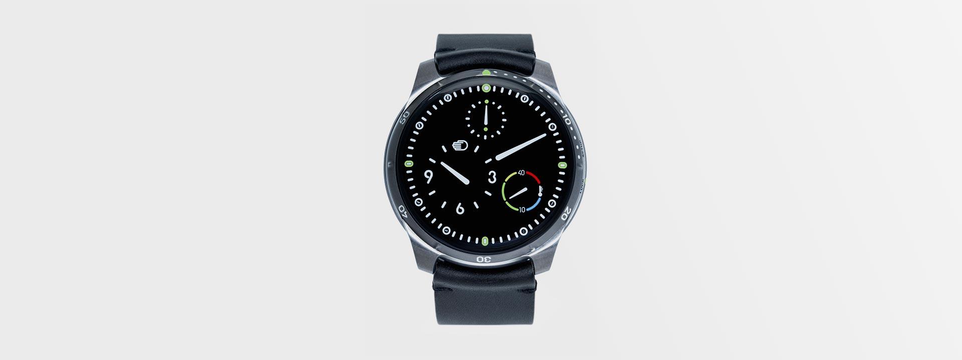 Часы Ressence Type 5