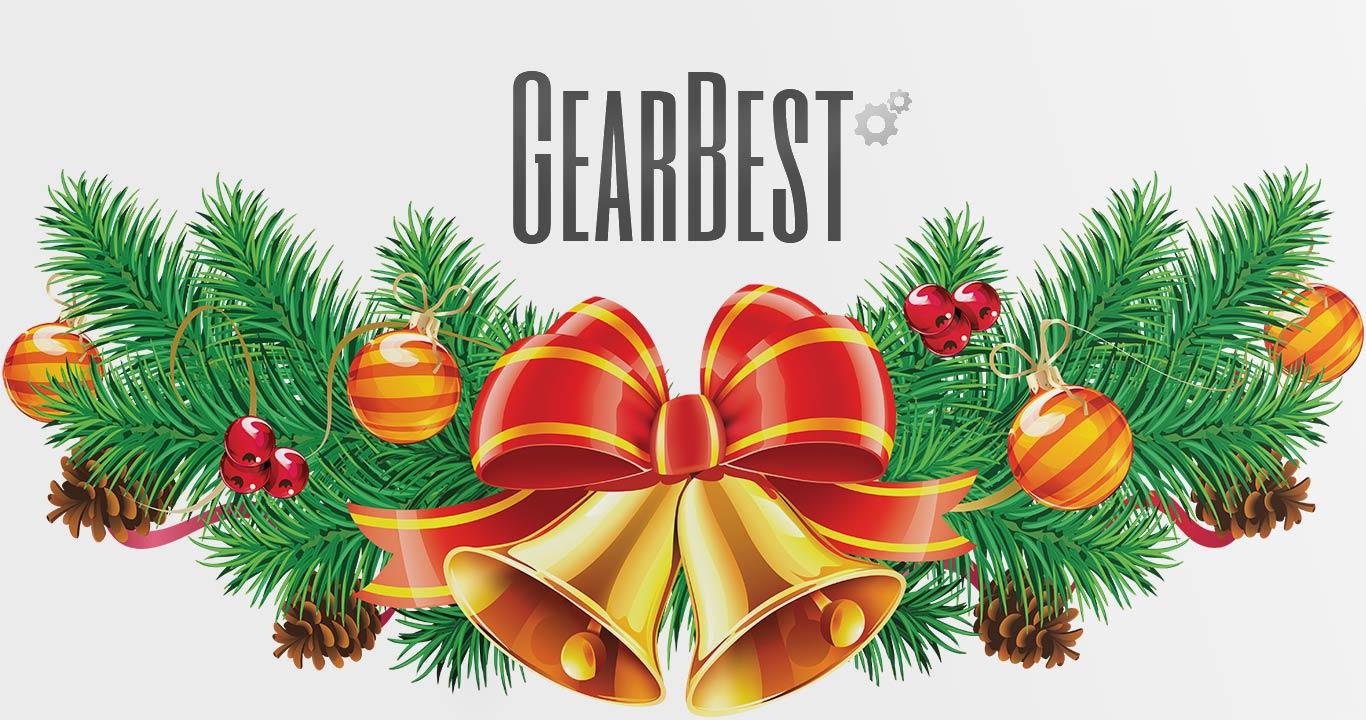 новогодние распродажи от GearBest