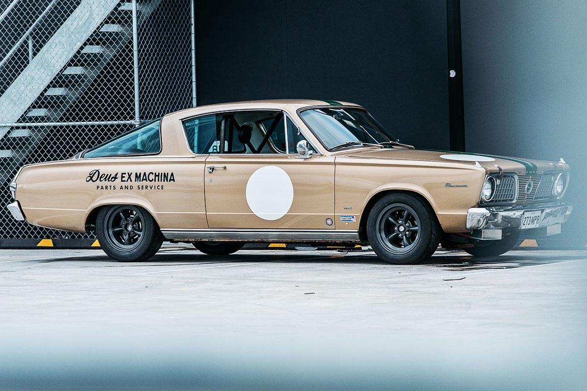 Deus Ex Machina Plymouth Barracuda 1966 года