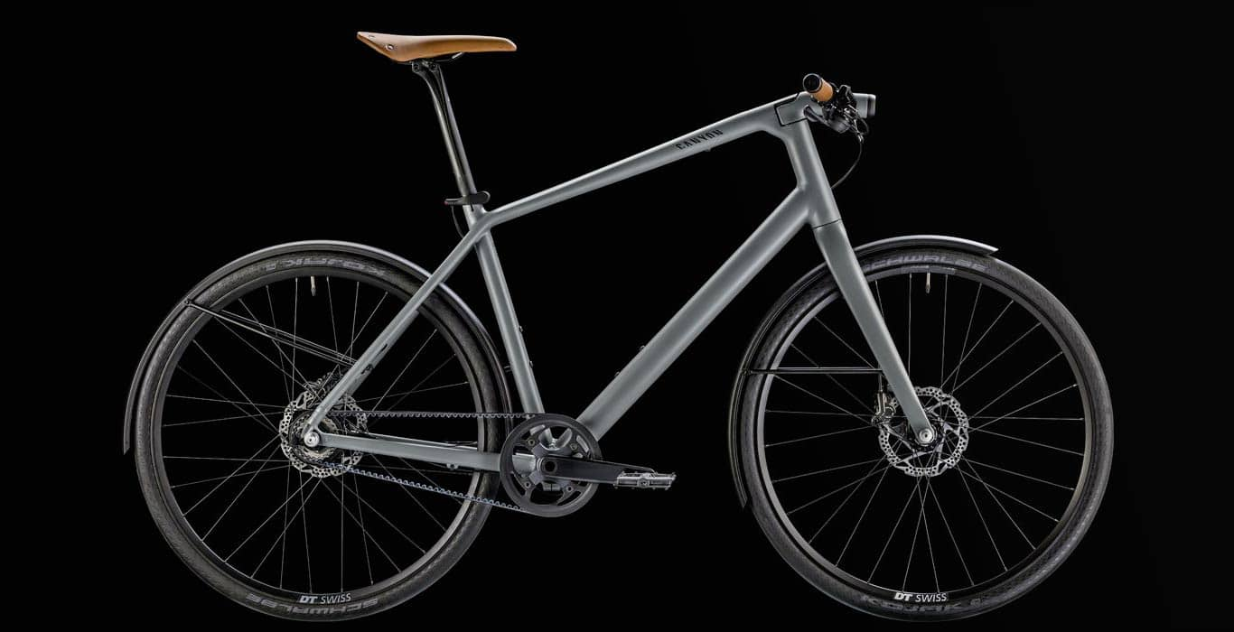 Велосипед Canyon Commuter 8.0