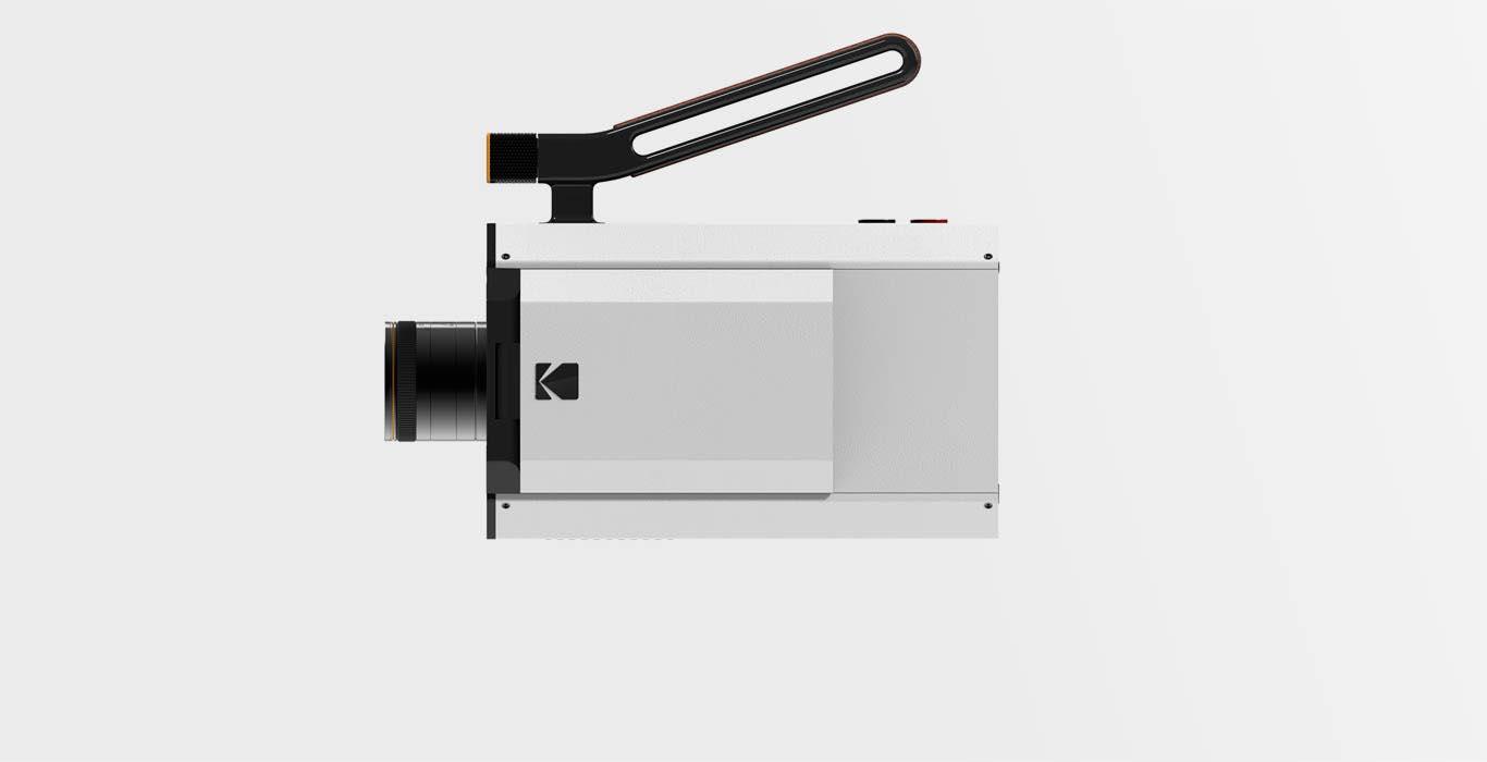 Камера Kodak Super 8