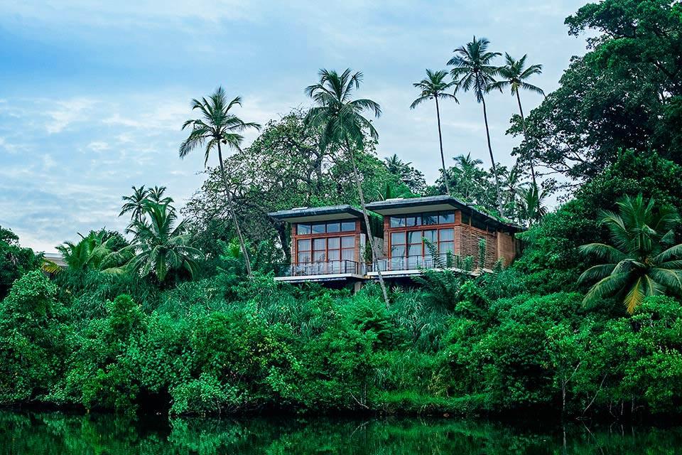 Курорт Tri Lanka
