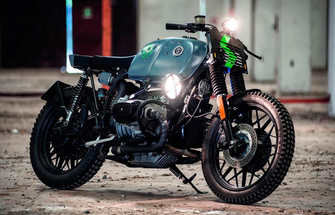 Мотоцикл Svako BMW R100 Cafe Racer