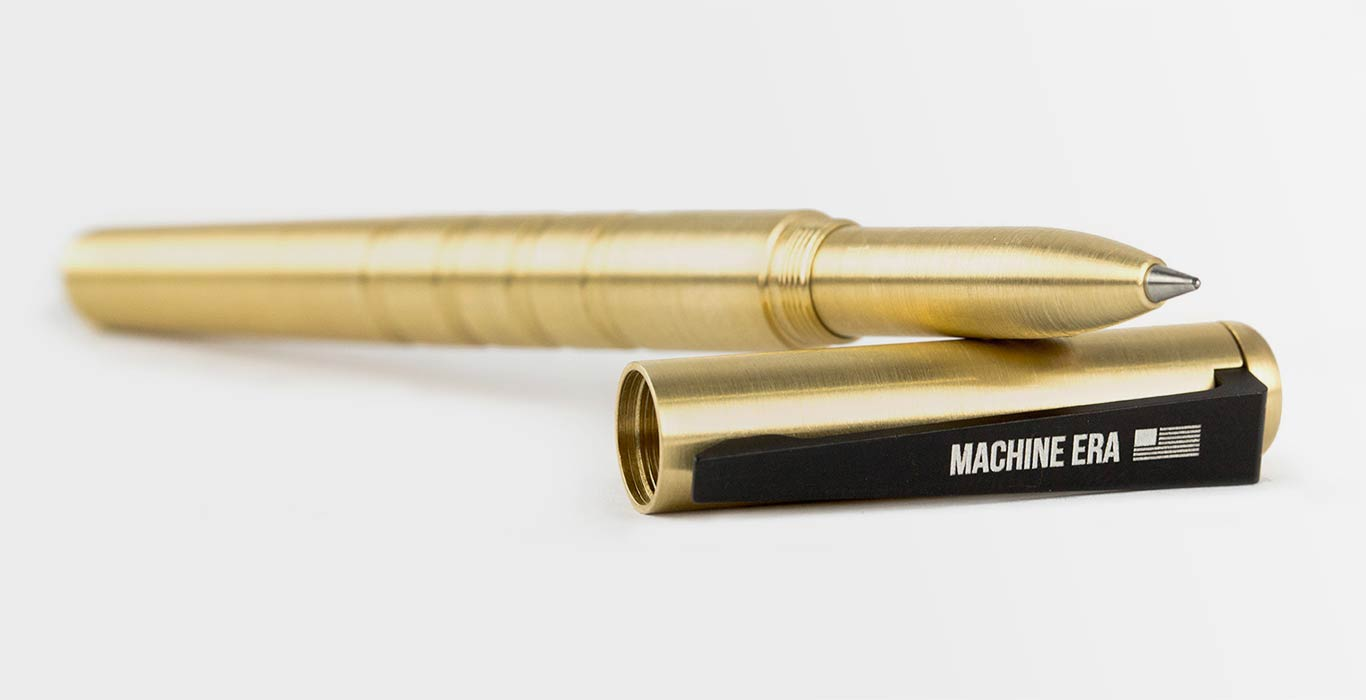 Ручка Machine Era No. 2