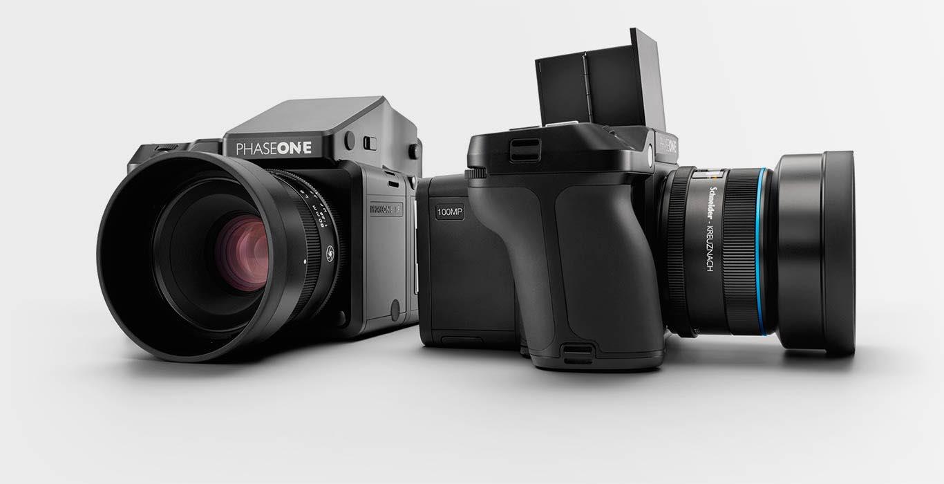Фотокамера Phase One XF 100MP