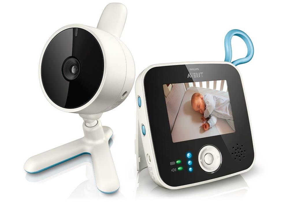 Цифровая видеоняня Avent от Philips