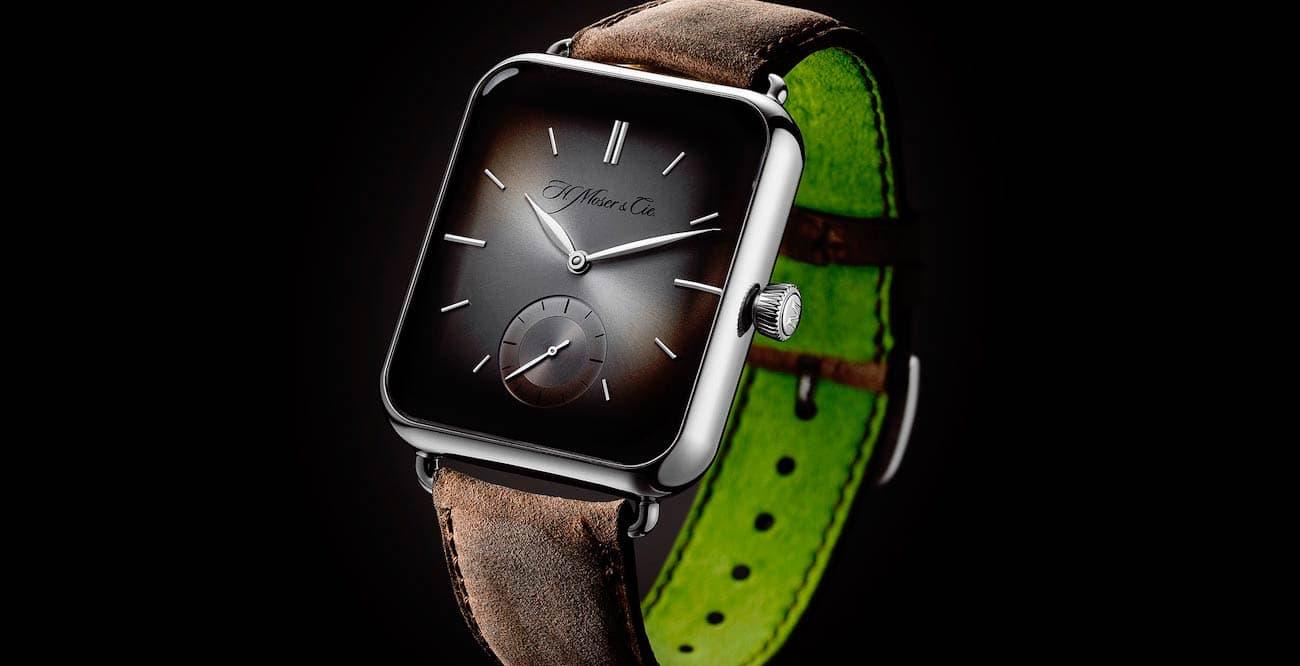 Часы Swiss Alp от H Moser & Cie