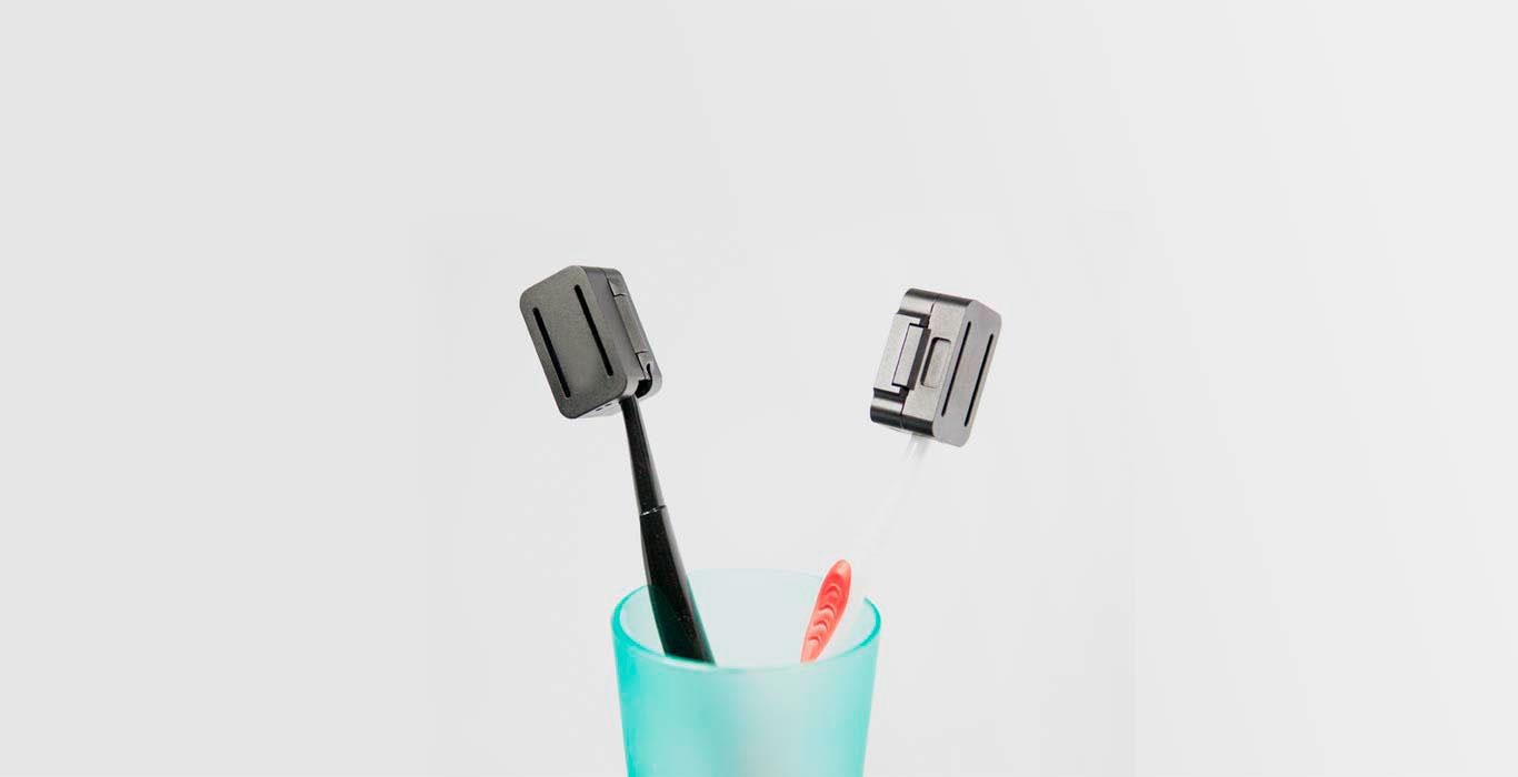 Чехол для зубной щетки от Brushield