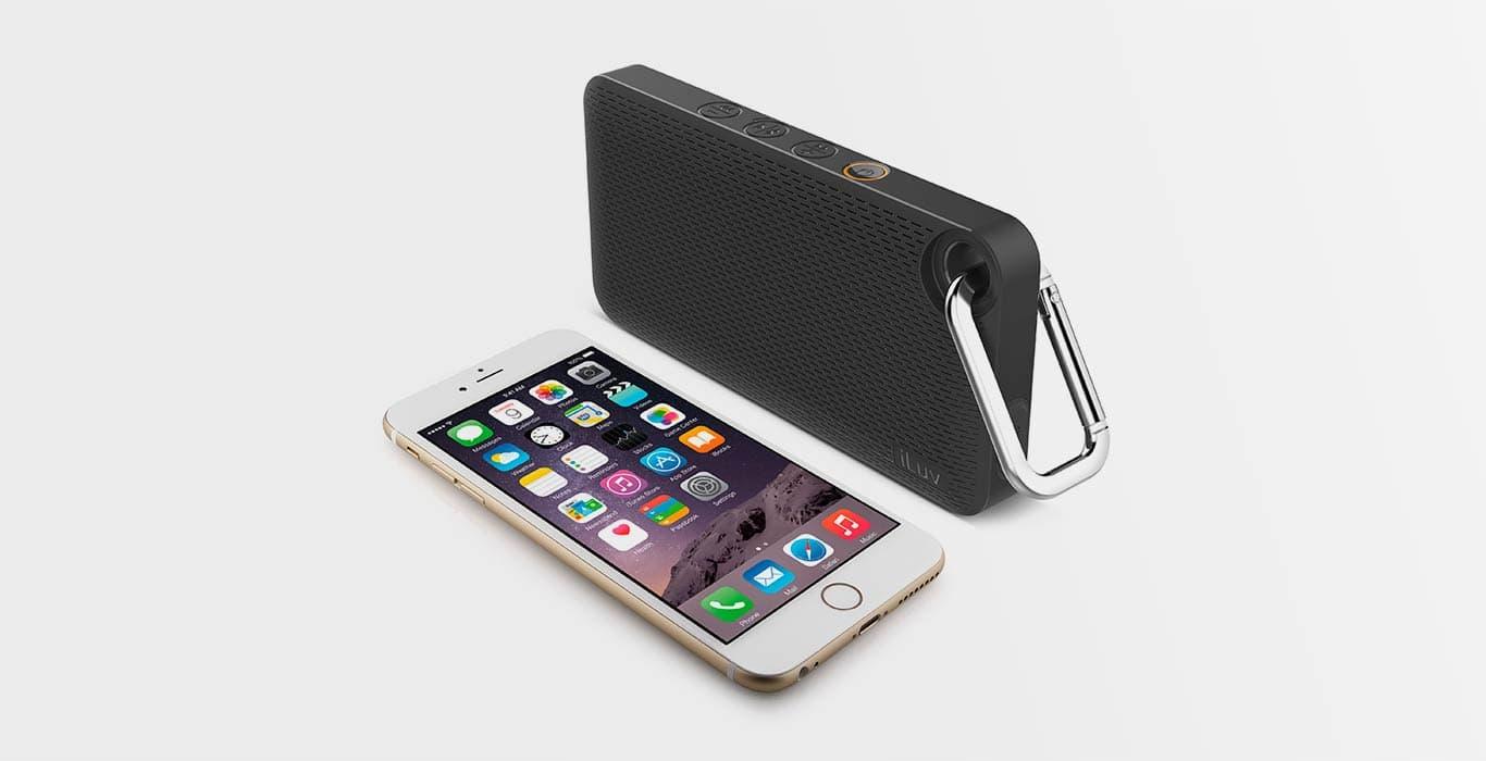 Bluetooth динамик Aud Mini Smart 6