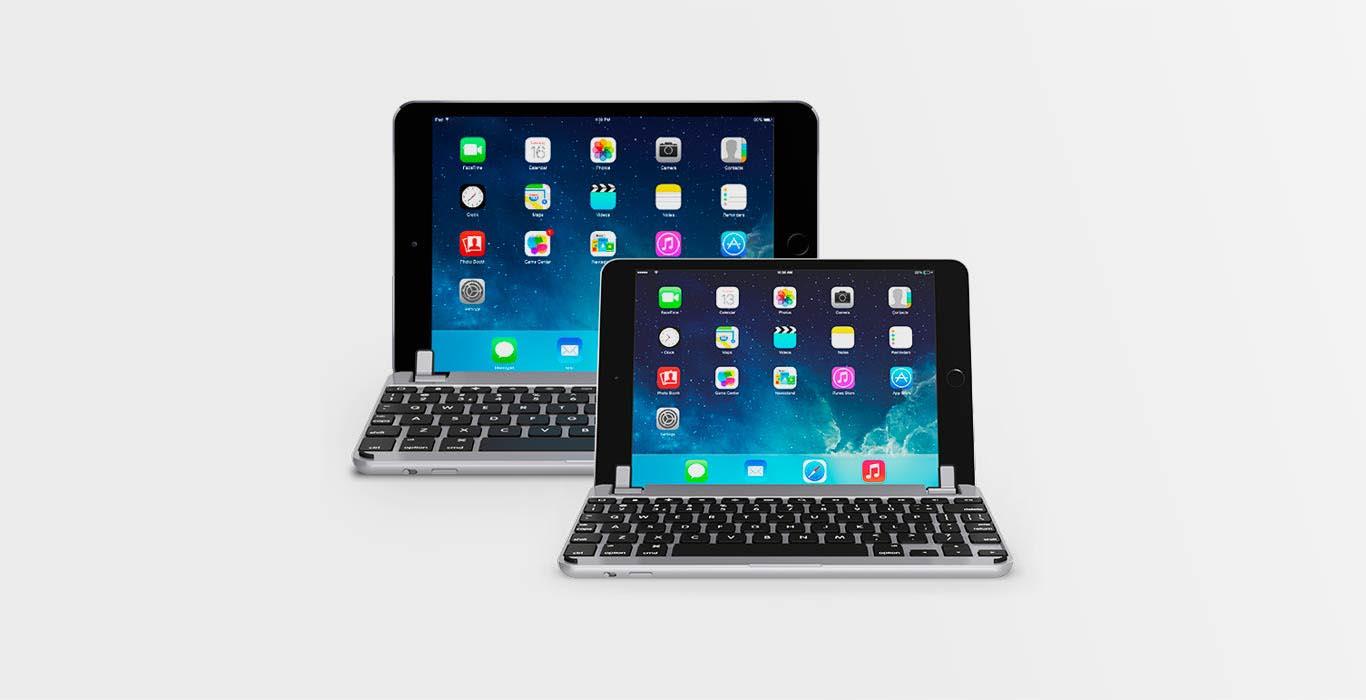 BrydgeMini – портативная клавиатура для iPad Mini