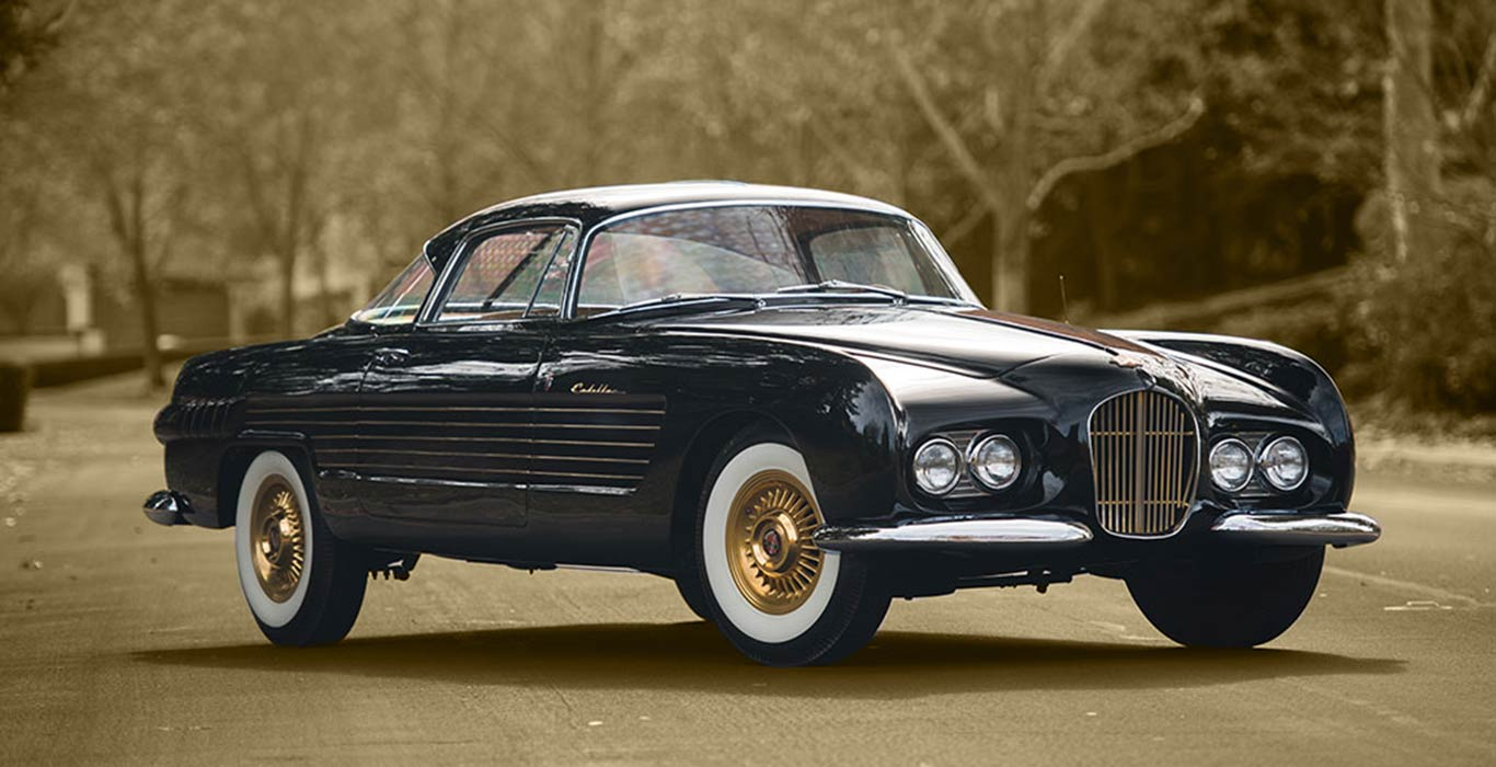 Cadillac Series 62 Coupe 1953 года