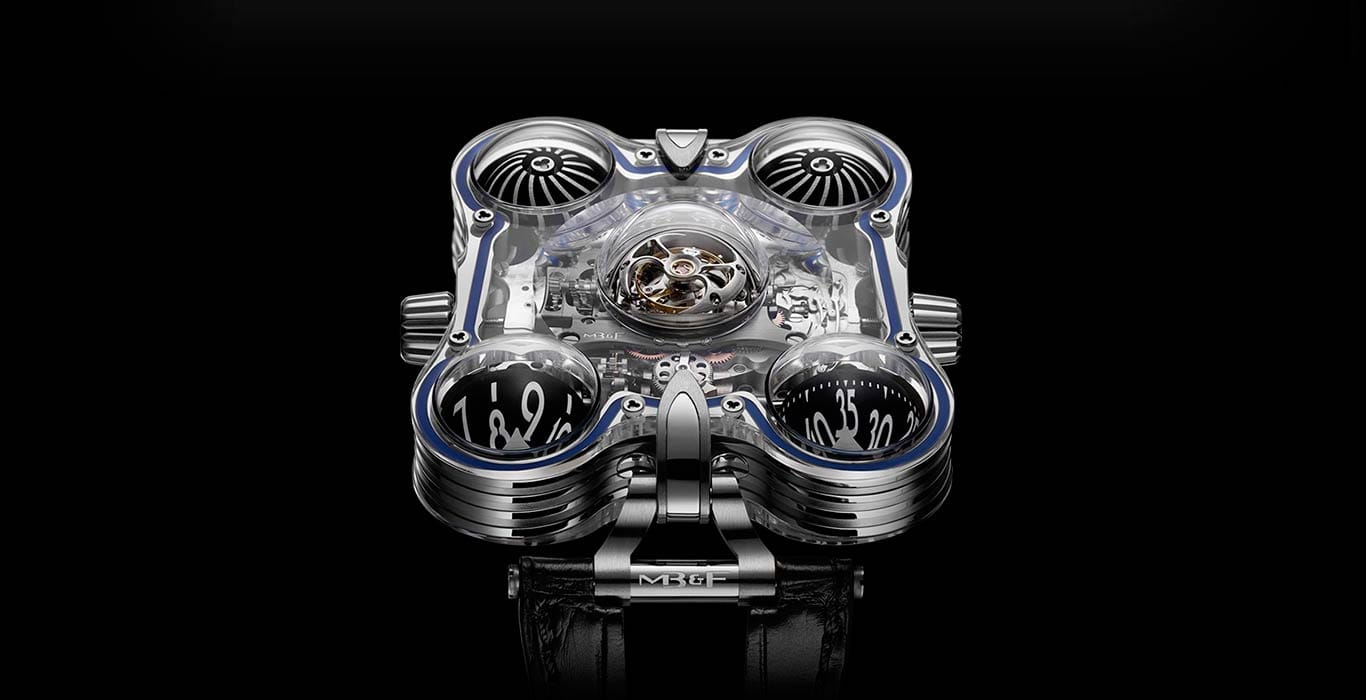 MB&F HM6 SV Space Pirate